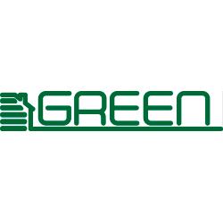 лого производителя Green